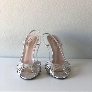 SJP by Sarah Jessica Parker Shoes - SJP 'Sophia' Slingback Sandal - size 9